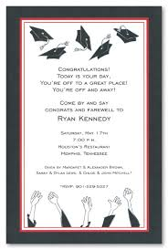 Graduation Party Announcement Graduation Hands Invitation Myexpression 1418