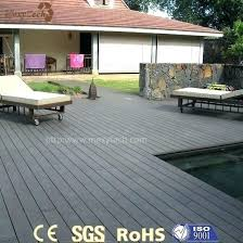 outdoor floor covering options balcony flooring waterproof fire resistant balcon