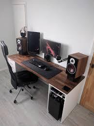 computer desk ikea. Modren Computer Got A New Desk Intended Computer Desk Ikea