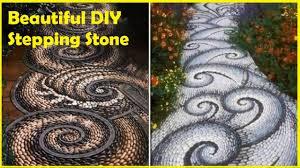 Diy Stepping Stones Garden Stepping Stones Ideas Garden Ideas And Garden Design