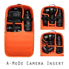 details about partition diy padded bags dslr tlr insert protection case 7200 dji a mode