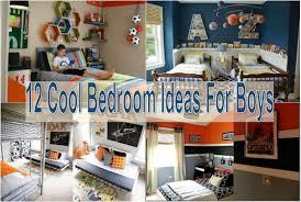 Toda'sCreativeBlog  {Boys} 12 Cool Bedroom Ideas