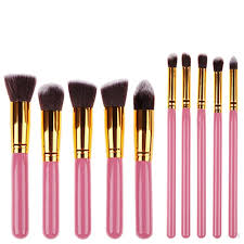 preview with zoom msq professional 10 piece makeup brush set