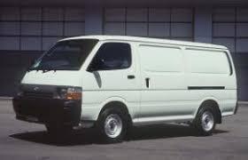 Toyota HiAce 1989-2004 Service, Repair and Workshop Manual | manuals4u