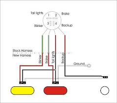 atv led light wiring diagram atv free wiring diagrams Trailer Backup Lights Wiring Diagram trailer light wiring on a samurai, wiring diagram trailer backup lights wiring diagram