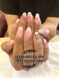 new seven nails spa 99 new canaan ave norwalk