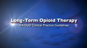 management of opioid therapy ot for chronic pain va dod  management of opioid therapy ot for chronic pain 2017 va dod clinical practice guidelines