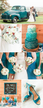 A Teal Inspired Shenandoah Valley Wedding in Luray Virginia by Katelyn  James Photography