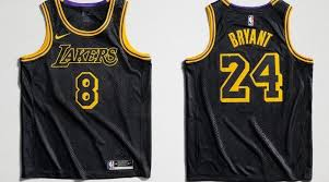 Kobe bryant 8/24 los angeles lakers black hardwood classic camiseta para hombres. Kobe Black Mamba Jersey How And Where To Buy Lakers Black Mamba Jersey The Sportsrush