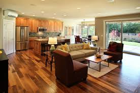 Awesome White Open Concept Kitchen Ideas And Dining Room With Open Concept Living Room Dining Room And Kitchen