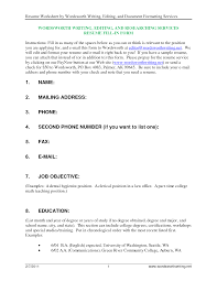 resume fill up form sample resume in the blank site forms cover letter cover letter resume fill up form sample resume in the blank site formshow to fill up