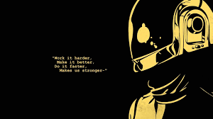 Harder Better Faster Stronger - Daft Punk