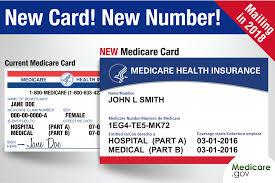 New Cards Medicare Medicarefaq amp; Identifiers Beneficiary