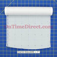 Honeywell Chart Paper Honeywell 5405 Chart Paper Roll