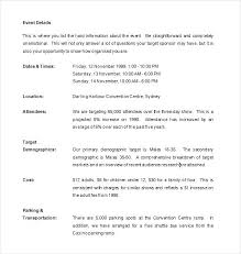 Model Sponsorship Letter Template How To Write A Proposal