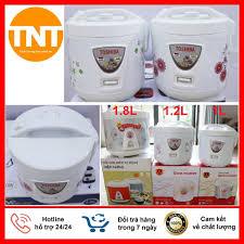 Giá Hủy Diệt ] Nồi cơm điện mini giá rẻ có chống dính ( Dung tích 1L, 1.2L,  1.8L ) - Wikimua.vn