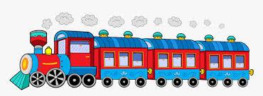 Clipart Train Train Car - Train Clipart, HD Png Download , Transparent Png  Image - PNGitem