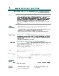 Sample Of Nursing Resume Best General Resume Sample From Experienced