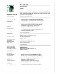 One Page Resume Template Word Mmdadco