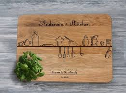 personalised cutting board. Delighful Cutting Ideal For Use As A Small Chopping The Personalised Cutting Board  Kitchen  Decor Makes  Throughout E