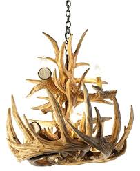 small antler chandelier charming real antler chandelier antler chandeliers for lighting small modern bronze picture