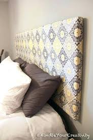 make a padded headboard upholstered headboards ideas packed with upholstered headboard coastal decor upholstered headboards ideas