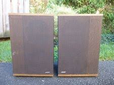 bose 501 speakers. vintage bose 501 series iv direct reflecting speakers 8 ohms working nice 1984 e