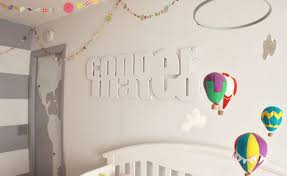 hot air balloon inspired decorations