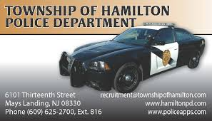 Township Of Hamilton Police Department Home