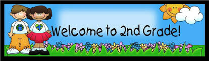 Image result for welcome to 2nd Grade clipart