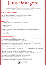 Resume For Packaging Job Best Job Resume Examples 100 Best Sales Resume Examples 100 For 57