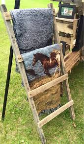 pallet furniture etsy. items similar to rustic wood pallet furniture outdoor towel ladder storage quilt display reclaimed rack home decor etsy a