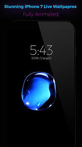 Black – iPhone 7 Wallpapers – Unicorn Apps