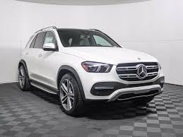 2 lease example based on base model 2021 gle 350 4matic suv at 3.99% lease rate for 45 months, monthly payment is $798 (excluding taxes) with down payment or equivalent trade of $6,990. New 2021 Mercedes Benz Gle Gle 350 4matic Suv In Riverside 57978n Walter S Mercedes Benz Of Riverside