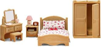 Calico Critters Parents Bedroom Set