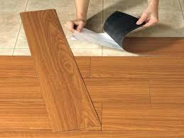 vinyl flooring installation interlocking menards