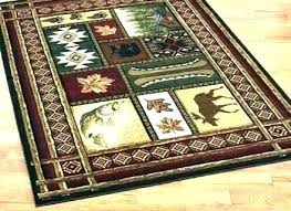 mission style rugs mission style rugs bath runner mission style area rugs