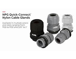 Cable Glands And Accessories Conduit Fittings Abb