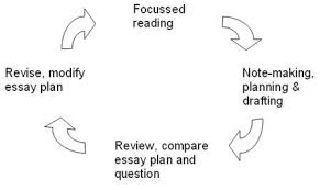 assignment survival kit diagram of reading review and revision of essay planning