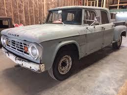 1965 Dodge 4-Door Step Side Short Box Pickup Truck. for sale: photos ...