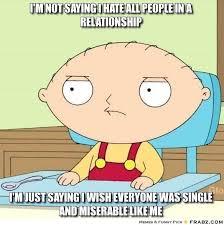 Being Single Memes on Pinterest | Single Memes, Being Single Humor ... via Relatably.com