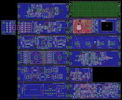 Altium Designer Panelize Pcb Service For 3 Copies 50 Sq In Panelized