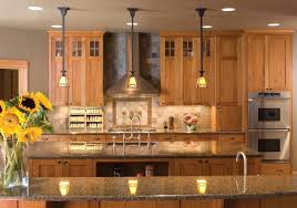 mission style kitchen lighting. Craftsman Style Kitchen House Plan Mission Backsplash . Lighting :
