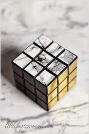 modern rubik s cube diy