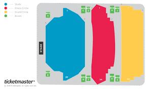 Grand Opera House Seating Chart Organizational Chart Of