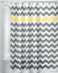 yellow gray and blue shower curtain enjoyable design ideas yellow chevron shower curtain gray blue grey