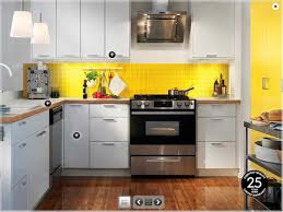 terrific kitchen yellow tile easy to clean magnificent principles yellow glass subway tile backsplash