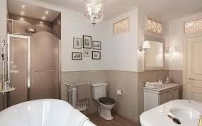 Bathroom Color Schemes  Luxurious Bright Blue Neutral Bathroom Bathroom Color Scheme
