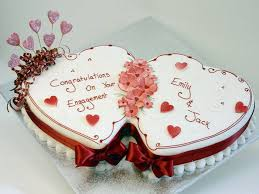 Engagement Cake Ec1 Cake Delivery Singapore Singapore Online