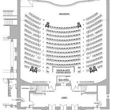 Carnegie Music Hall Pittsburgh Seating Chart 77 Meticulous Carnegie Chart